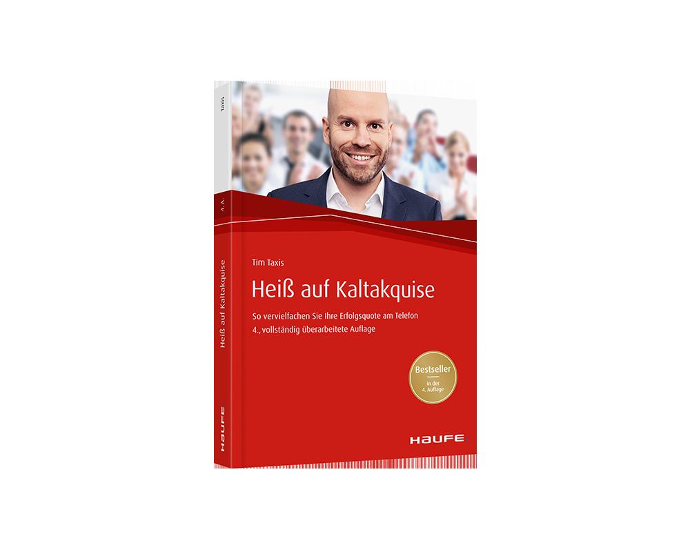 Heiß auf Kaltakquise - Das Online Training mit Zertifikat zum Buch Bestseller